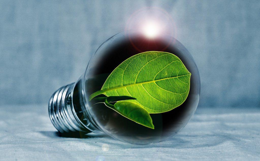 gas water en licht